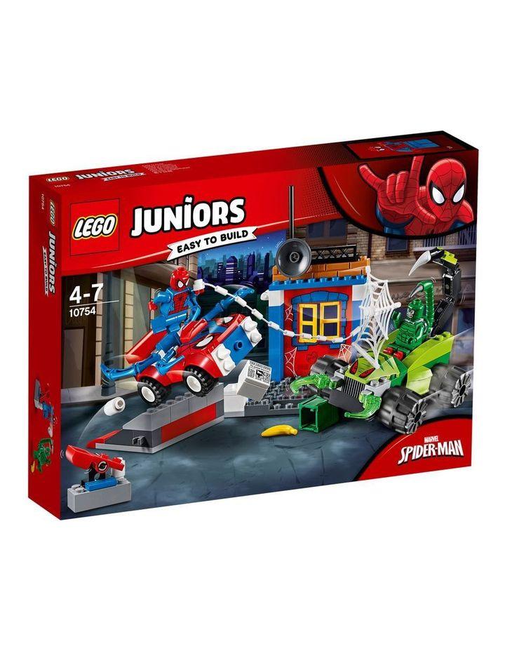 Juniors Spider-Man vs. Scorpion Street Showdown 10754 image 1