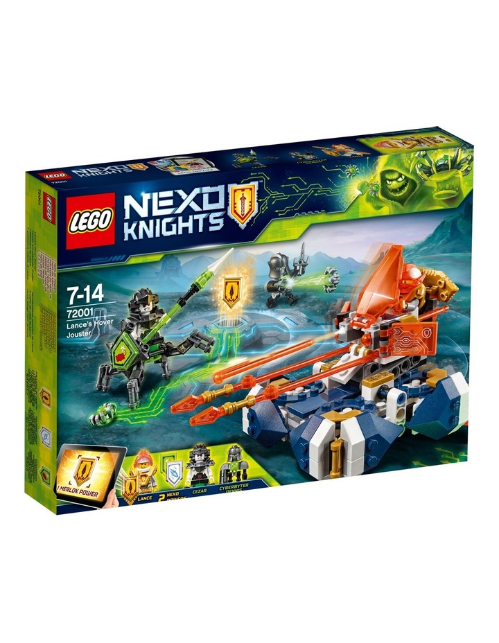Nexo Knights Lance's Hover Jouster 72001 image 1