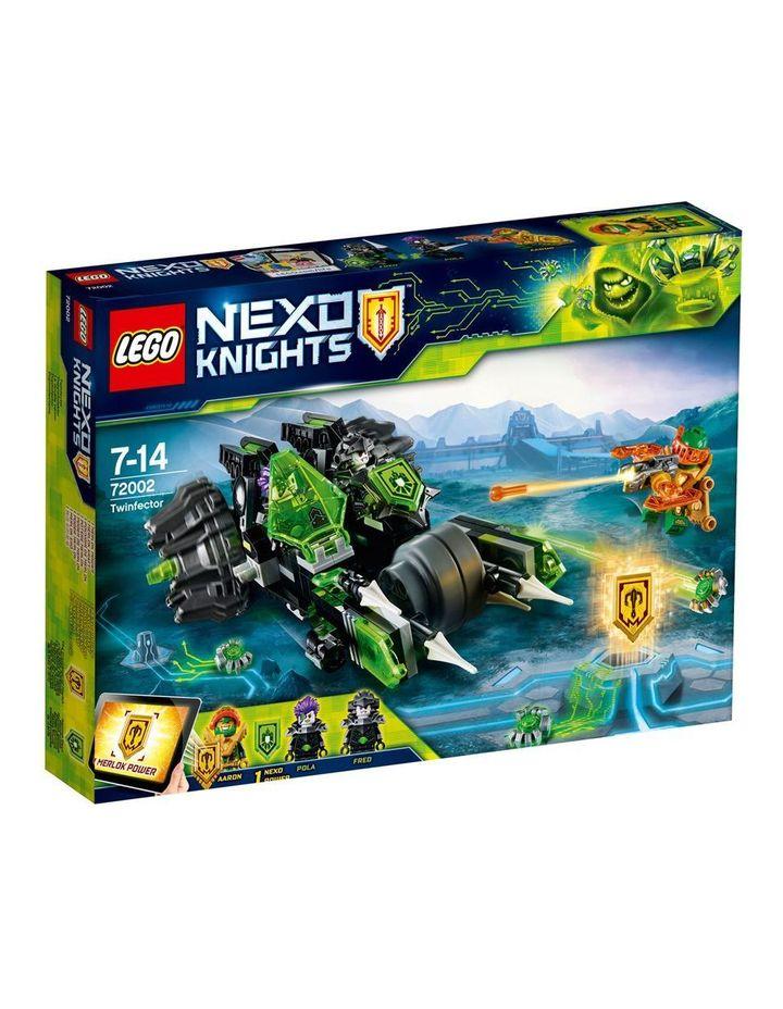 Nexo Knights Twinfector 72002 image 1