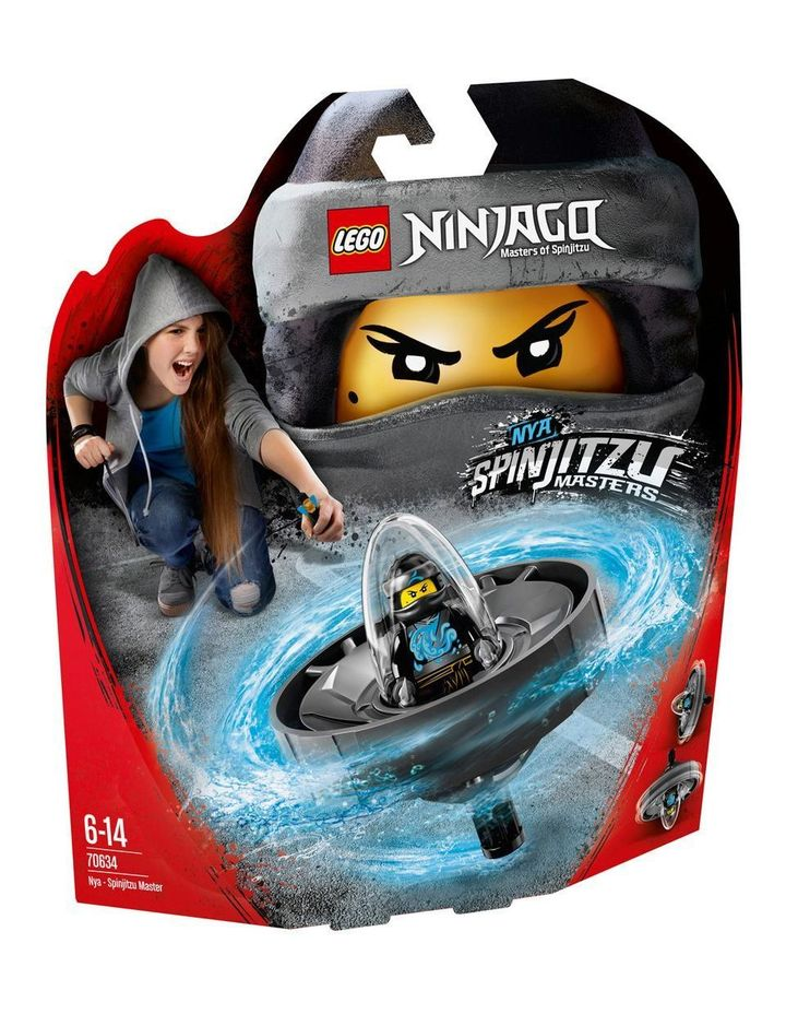 Ninjago Nya Spinjitzu Master 70634 image 1
