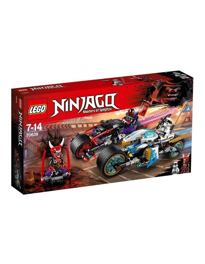 Ninjago Street Race of Snake Jaguar image 1