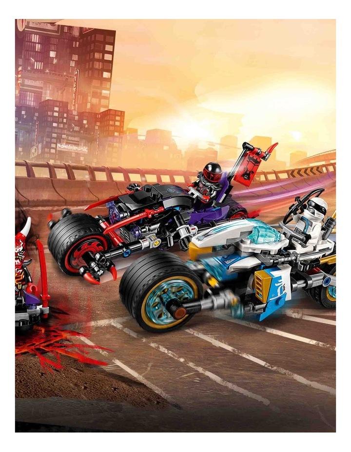 Ninjago Street Race of Snake Jaguar image 4