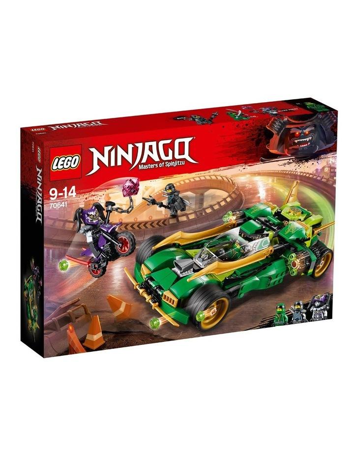 Ninjago Ninja Nightcrawler 70641 image 1