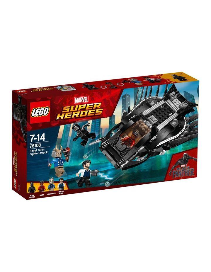 Black Panther Royal Talon Fighter Attack 76100 image 1