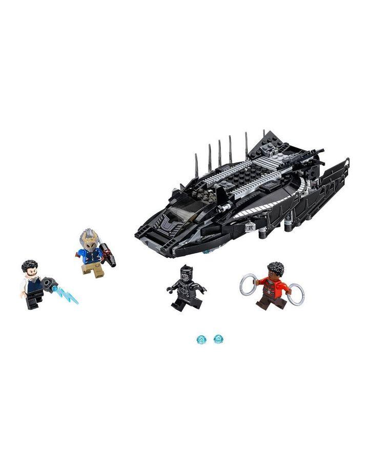 Black Panther Royal Talon Fighter Attack 76100 image 2