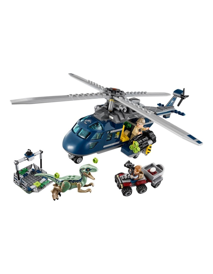 Blue's Helicopter Pursuit 75928 image 6