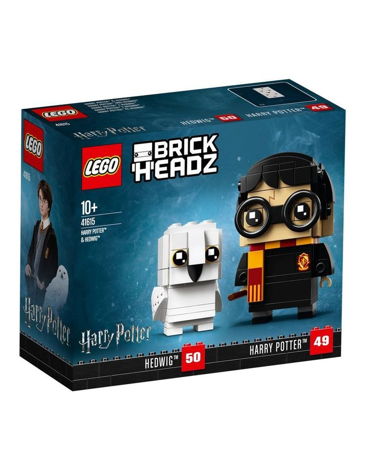 Brickheadz Harry Potter & Hedwig 41615 image 1