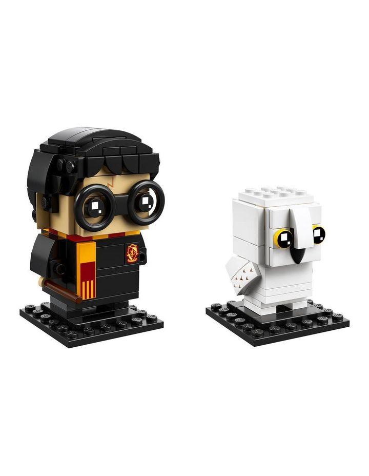 Brickheadz Harry Potter & Hedwig 41615 image 2