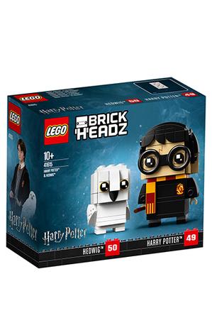 LEGO - Brickheadz Harry Potter & Hedwig 41615