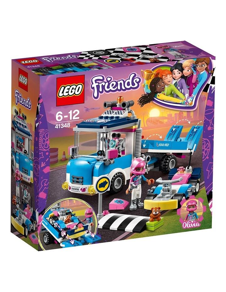 Friends Service & Care Truck 41348 image 1