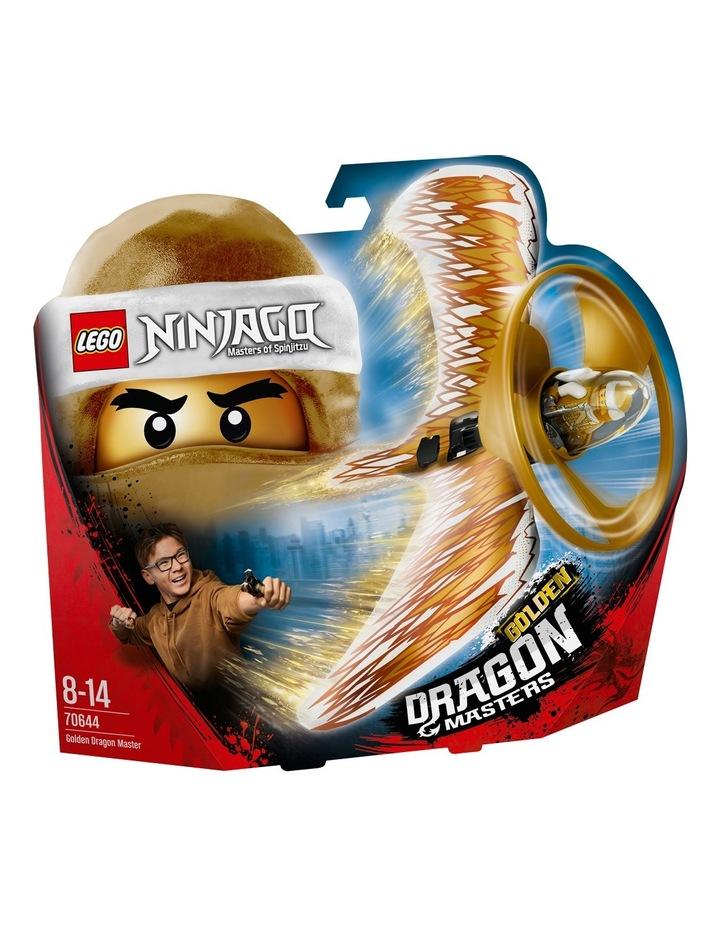 Ninjago Golden Dragon Master 70644 image 1