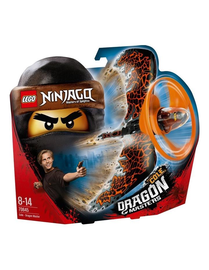 Ninjago Cole - Dragon Master 70645 image 1