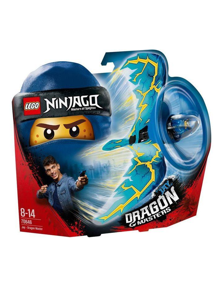 Ninjago Jay - Dragon Master 70646 image 1