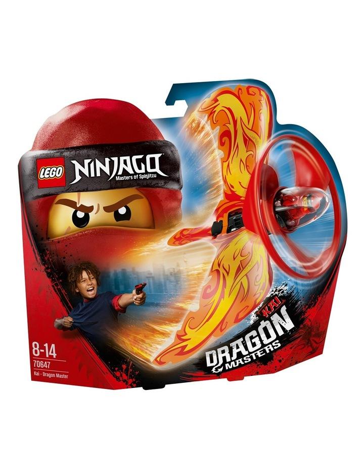 Ninjago Kai - Dragon Master 70647 image 1