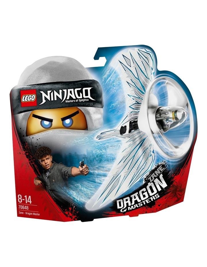 Ninjago Zane - Dragon Master 70648 image 1