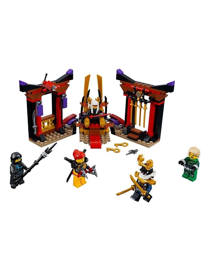 Ninjago Throne Room Showdown 70651 image 2