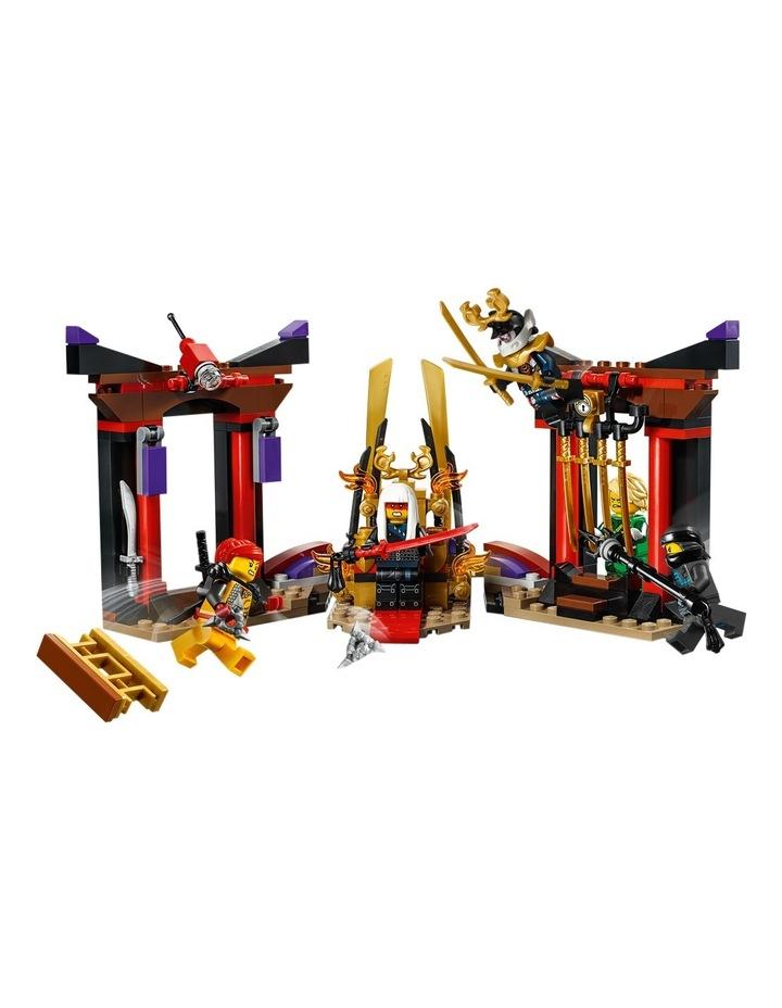 Ninjago Throne Room Showdown 70651 image 3