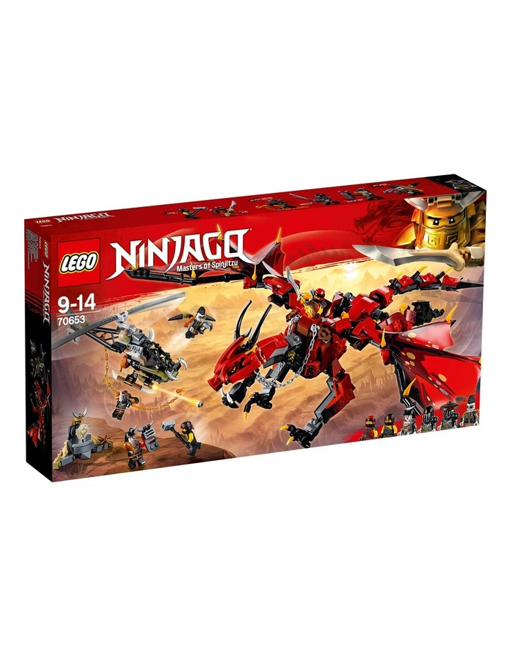 Ninjago Firstbourne 70653 image 1
