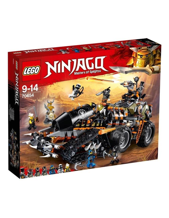 Lego Ninjago Dieselnaut 70654 Myer