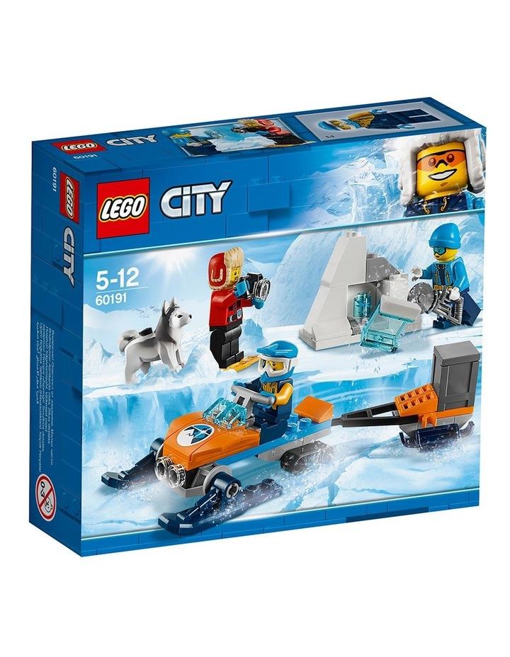 City Arctic Exploration Team 60191 image 1