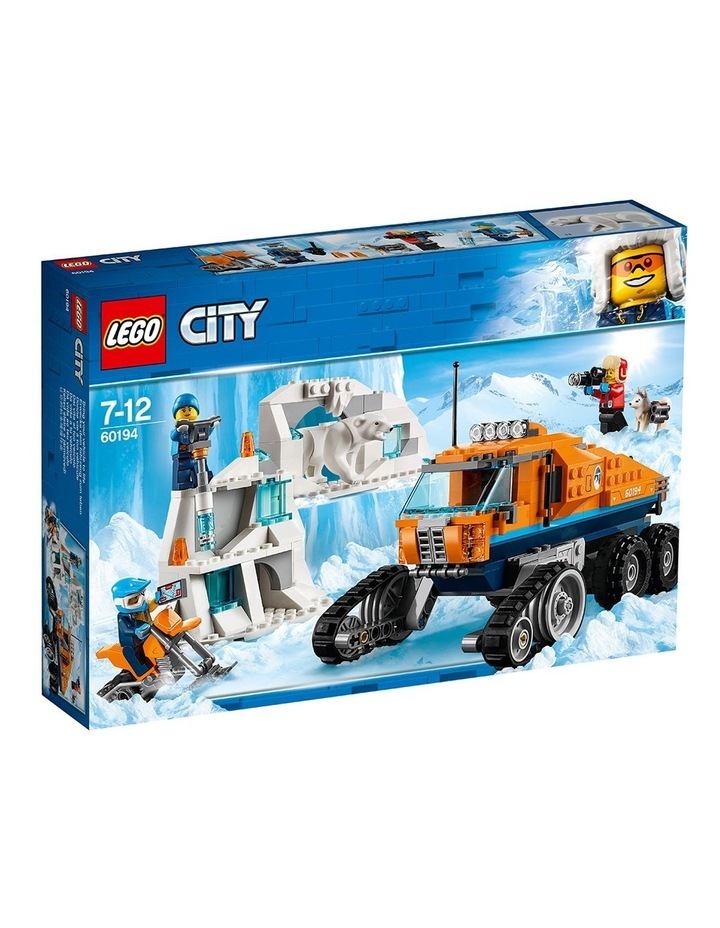 City Arctic Scout Truck 60194 image 1