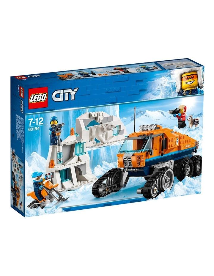 City Arctic Scout Truck 60194 image 2