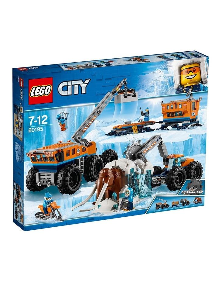 City Arctic Mobile Exploration Base 60195 image 1