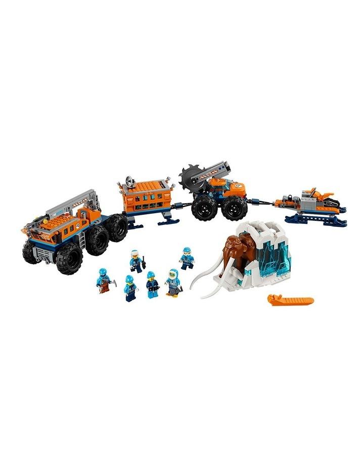 City Arctic Mobile Exploration Base 60195 image 3