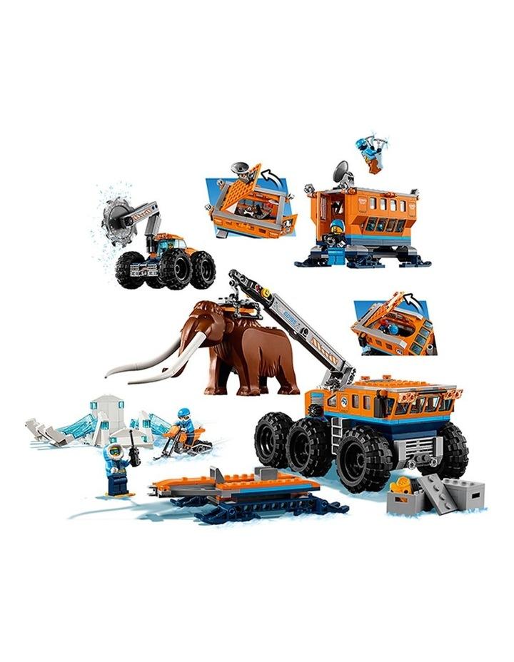 City Arctic Mobile Exploration Base 60195 image 5
