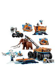 LEGO - City Arctic Mobile Exploration Base 60195