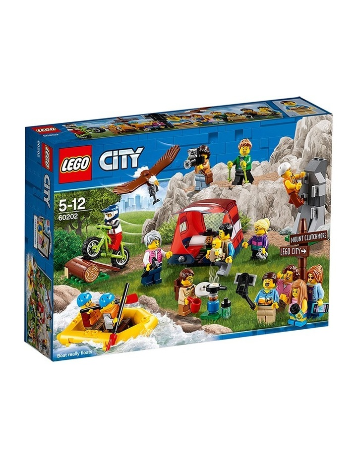 City People Pack - Outdoor Adventures 60202 image 1