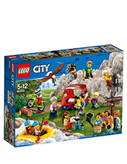 LEGO - City People Pack - Outdoor Adventures 60202