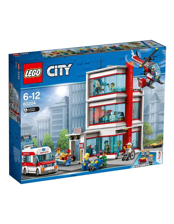 City - City Hospital 60204 image 1