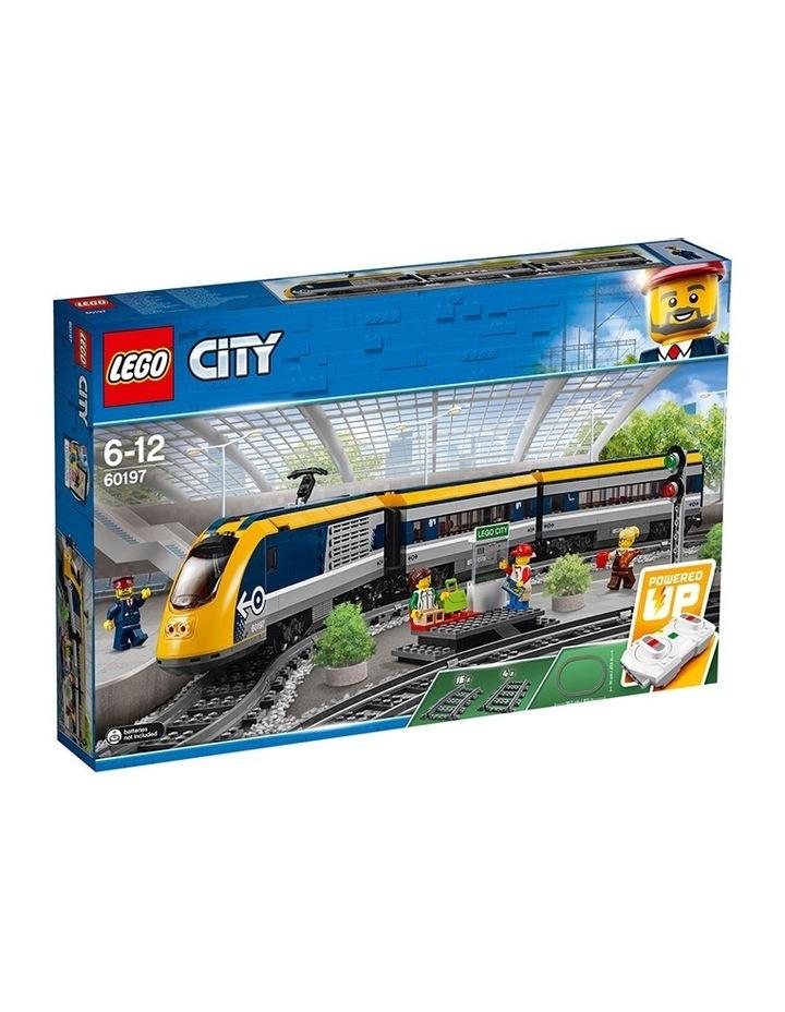 City Passenger Train 60197 image 1