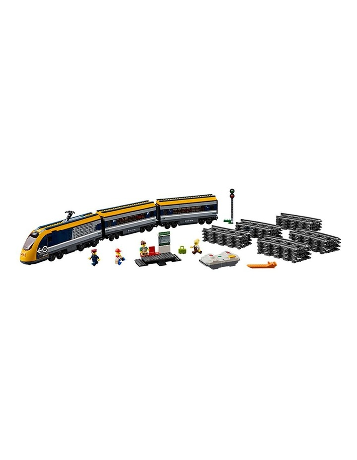 City Passenger Train 60197 image 3