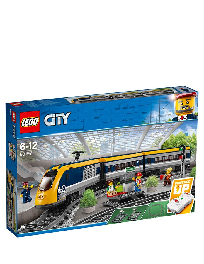 Lego City Passenger Train 60197 Myer Online