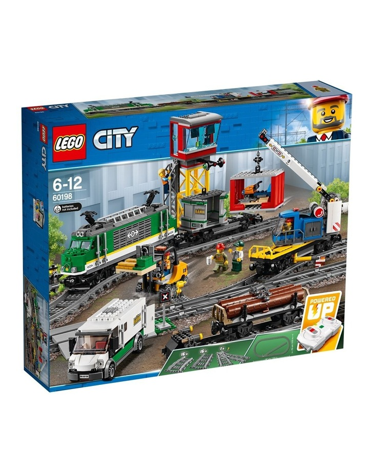 City Cargo Train 60198 image 1