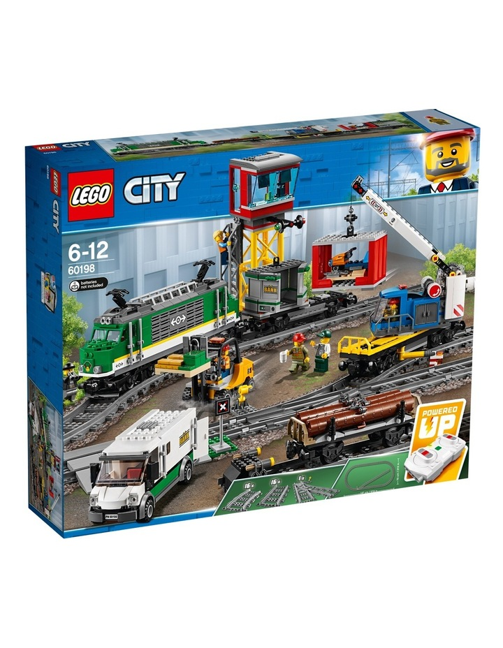 City Cargo Train 60198 image 2