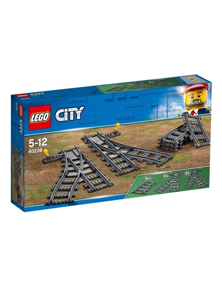 City Switch Tracks 60238 image 1