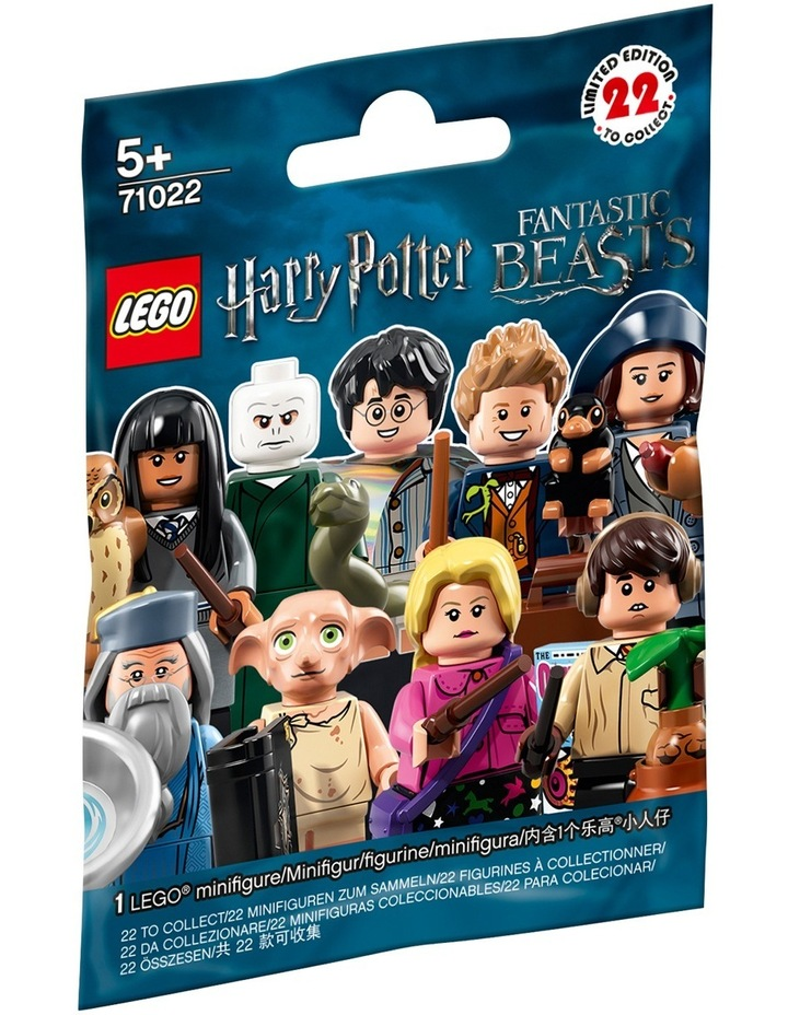 7d96bf3c05b Mini Figures Harry Potter and Fantastic Beasts 71022 image 1