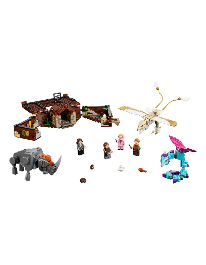 World Of Wizards Newts Case of Magical Creatures 75952 image 2