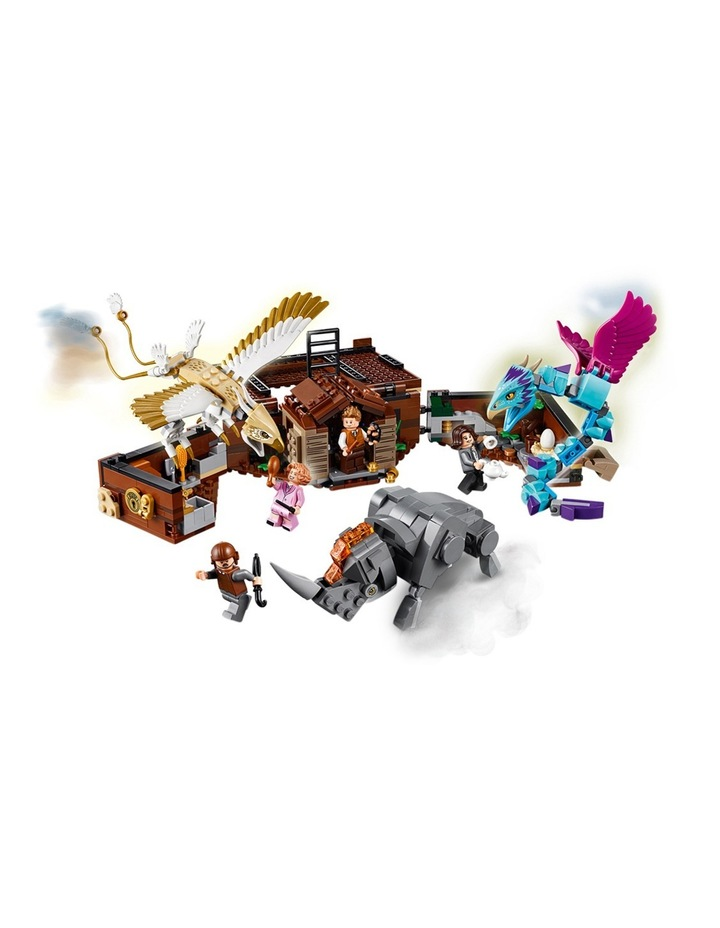 World Of Wizards Newts Case of Magical Creatures 75952 image 3