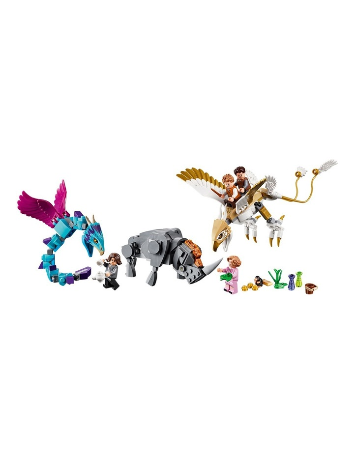 World Of Wizards Newts Case of Magical Creatures 75952 image 4