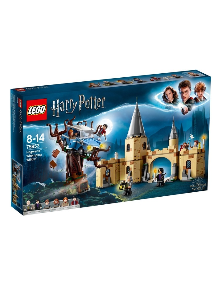 World Of Wizards Hogwarts Whomping Willow 75953 image 1