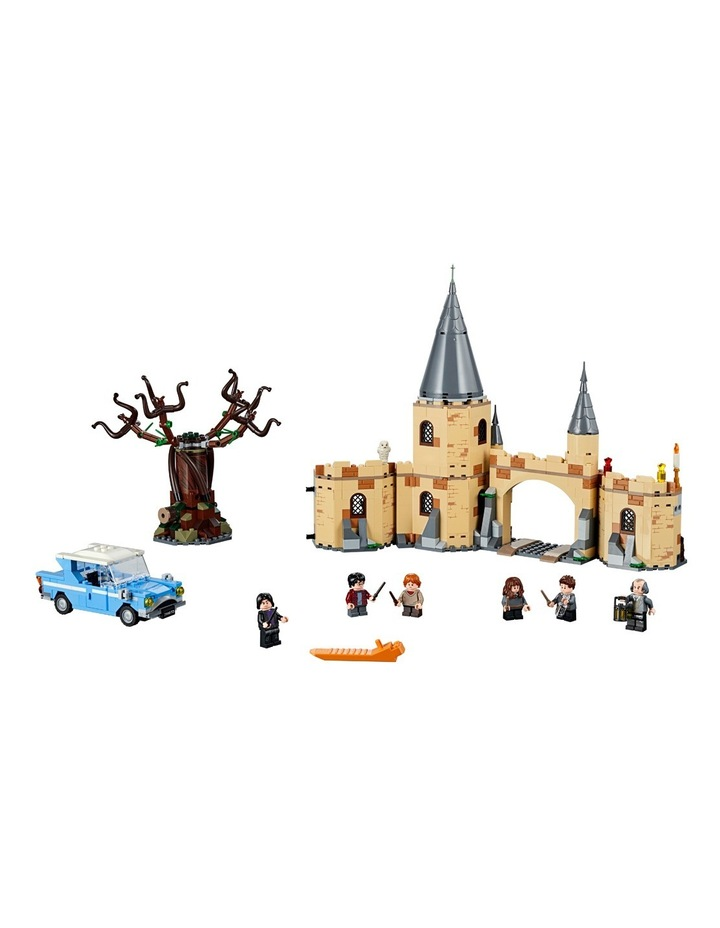 World Of Wizards Hogwarts Whomping Willow 75953 image 2