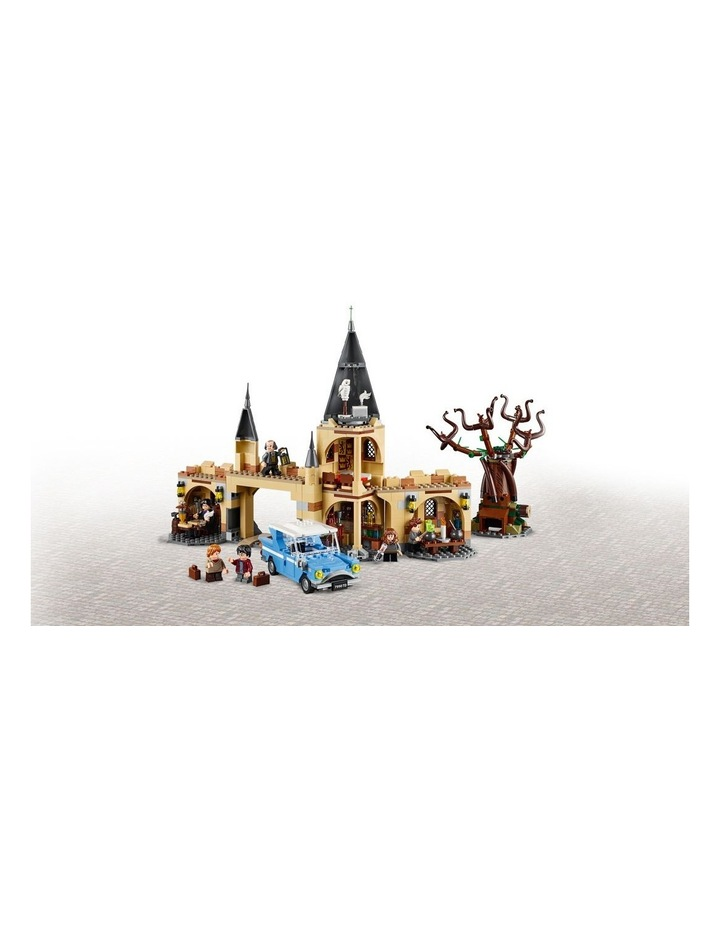 World Of Wizards Hogwarts Whomping Willow 75953 image 5