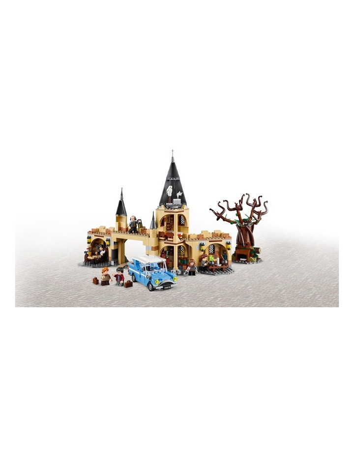World Of Wizards Hogwarts Whomping Willow 75953 image 6