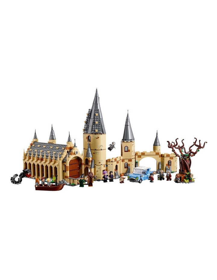 World Of Wizards Hogwarts Whomping Willow 75953 image 8