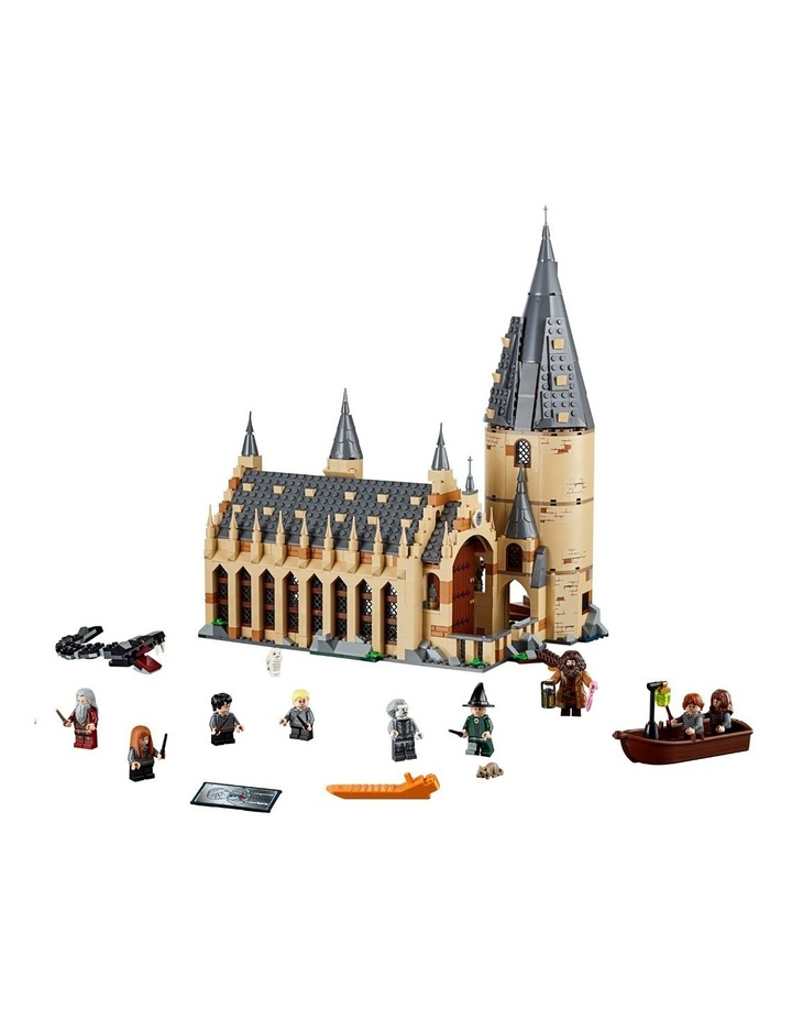 World Of Wizards Hogwarts Great Hall 75954 image 3