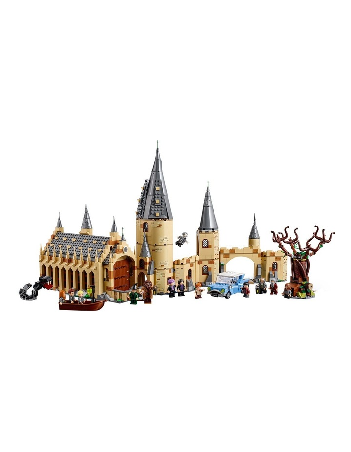 World Of Wizards Hogwarts Great Hall 75954 image 10